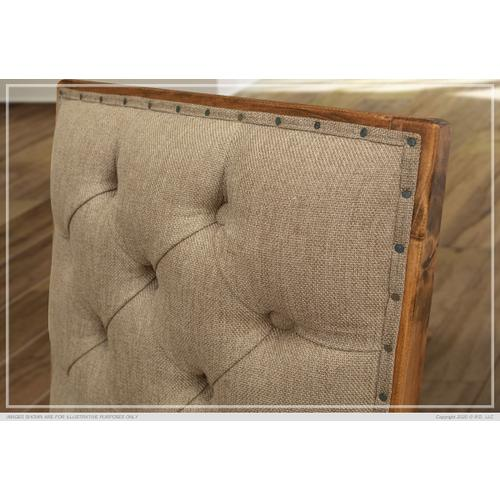 Chair Tufted Backrest