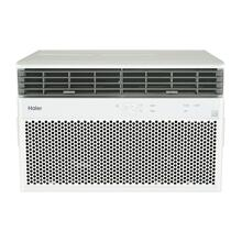 See Details - Haier® ENERGY STAR® 10,000 BTU Smart Electronic Window Air Conditioner for Medium Rooms up to 450 sq. ft.