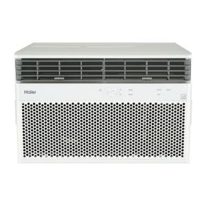 HaierHaier® ENERGY STAR® 10,000 BTU Smart Electronic Window Air Conditioner for Medium Rooms up to 450 sq. ft.