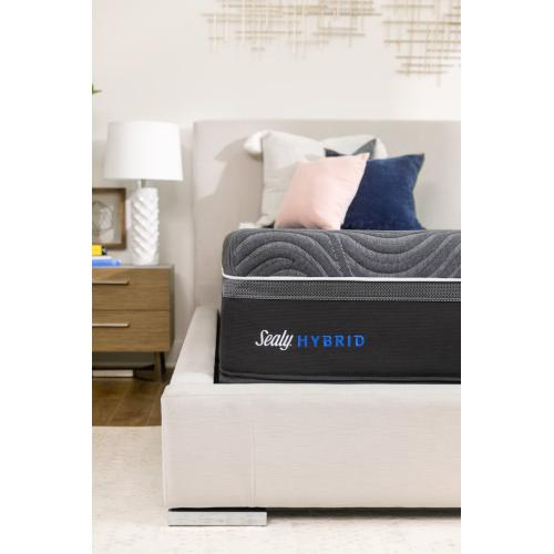 Gallery - Hybrid - Premium - Silver Chill - Firm - King