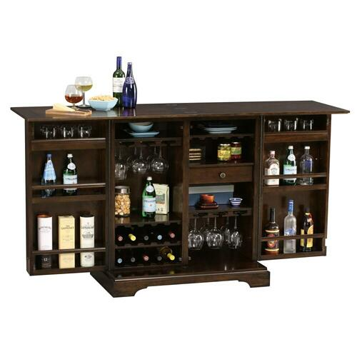 695-124 Benmore Valley Wine & Bar Console