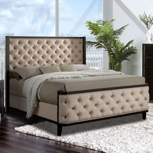 Cm7210 In By Furniture Of America In Ferriday La Chanelle Bed