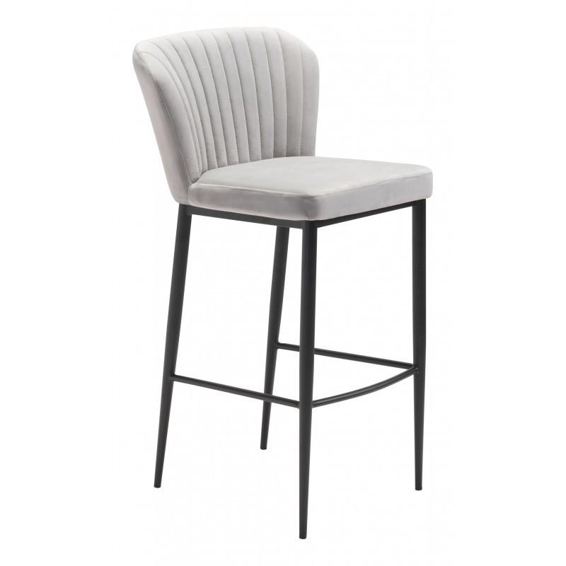 Tolivere Bar Chair Gray
