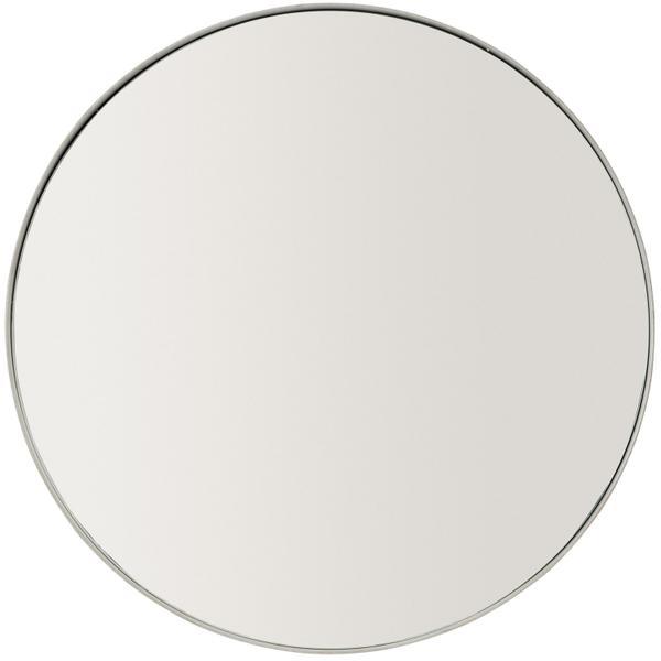 Oakley Round Metal Mirror in Gray Mist