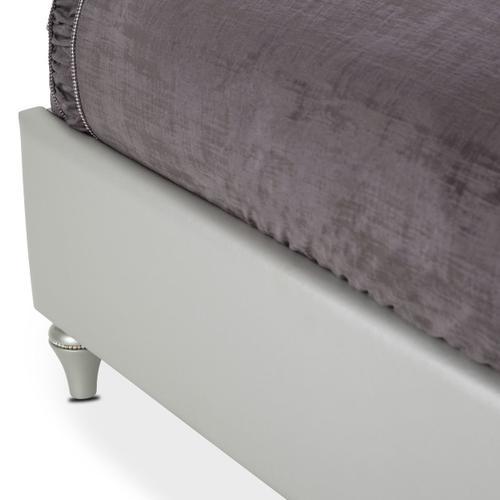 Amini - Cal King Upholstered Bed