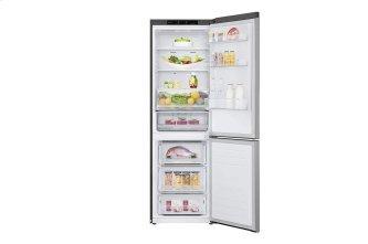 24'' Counter Depth Bottom Freezer Refrigerator with DoorCooling+, 12 cu. ft.