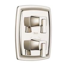 Townsend Two-Handle Thermostatic Valve Trim Kit - Polished Nickel