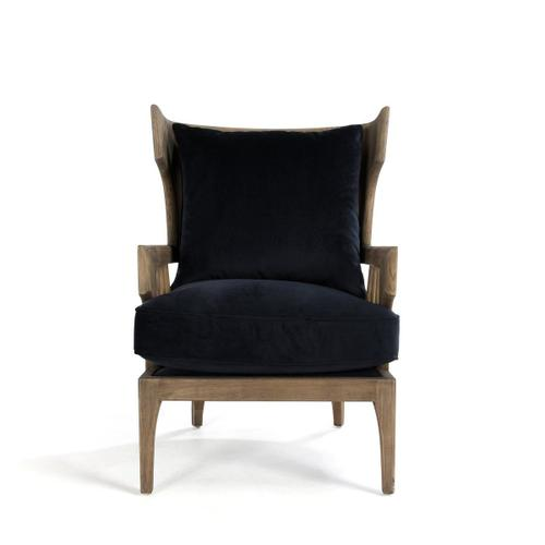 Classic Home - Lawrence Accent Chair Midnight Blue