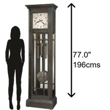 Howard Miller Amos Grandfather Clock 611270
