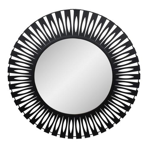 Moe's Home Collection - Radiate Mirror Black