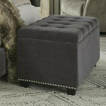 See Details - CHLOE - FRENCH Storage Bench