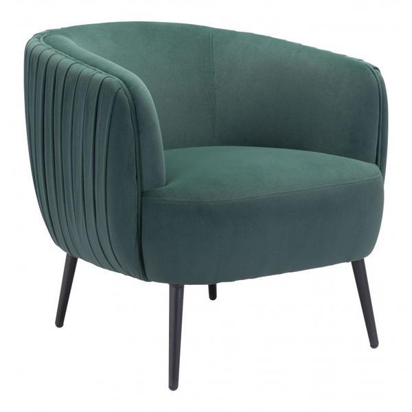 Karan Accent Chair Green