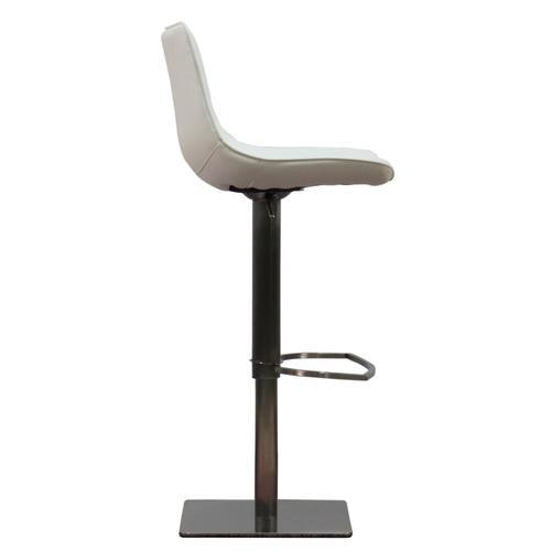 VIG Furniture - Modrest Manning - Modern White Bar Stool