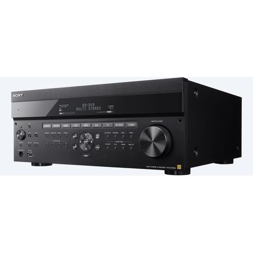 7.2ch AV Receiver for Custom Installation  STR-ZA1100ES