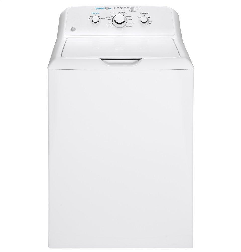 GE4.2 Cu. Ft. Capacity Washer With Stainless Steel Basket