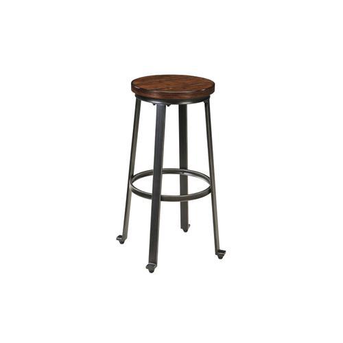 Ashley - 2-piece Bar Stool Package
