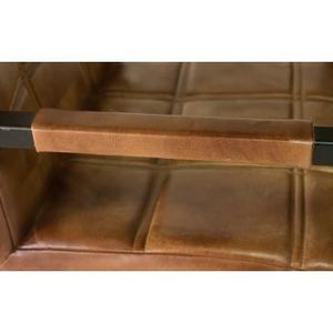 Ava Leather Armchair
