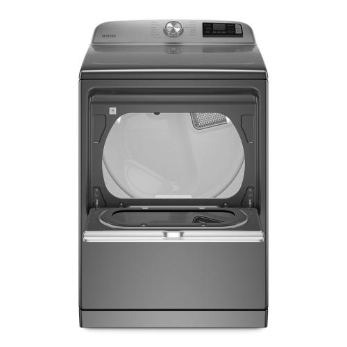 Gallery - Smart Capable Top Load Electric Dryer with Extra Power Button - 7.4 cu. ft.