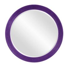 Virginia Mirror - Glossy Royal Purple