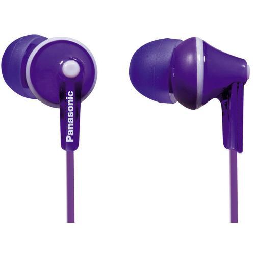 Stereo Ergo Fit Headphones RP-HJE123-V