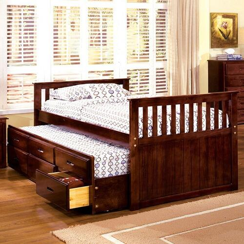 Montana Captain Twin Bed