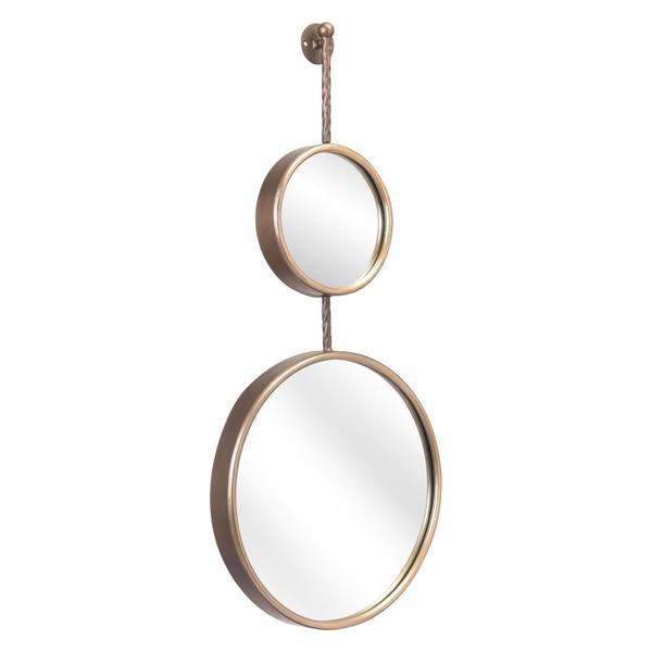 See Details - Mott Mirror Gold