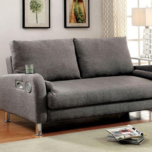 Furniture of America - Raquel Futon Sofa