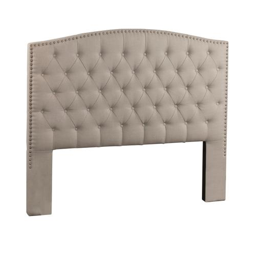Lila King / California King Headboard - Dove Gray