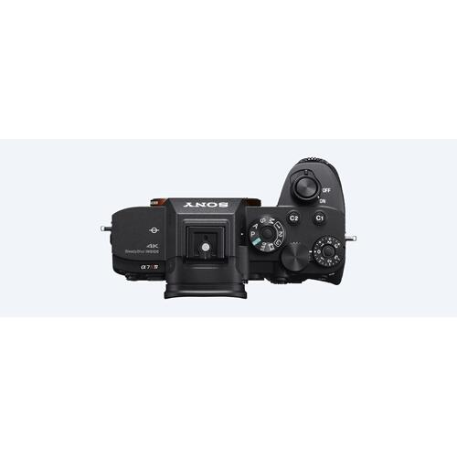 7R IV 35 mm full-frame camera with 61.0 MP