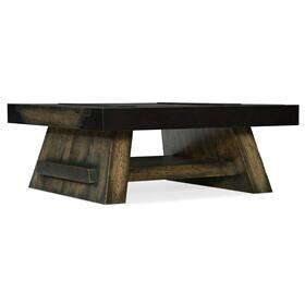 Living Room Crafted Cocktail Table