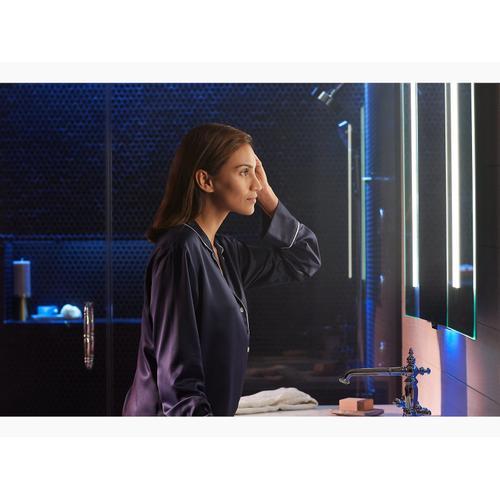 "Voice Lighted Mirror With Amazon Alexa, 24"" X 33"""