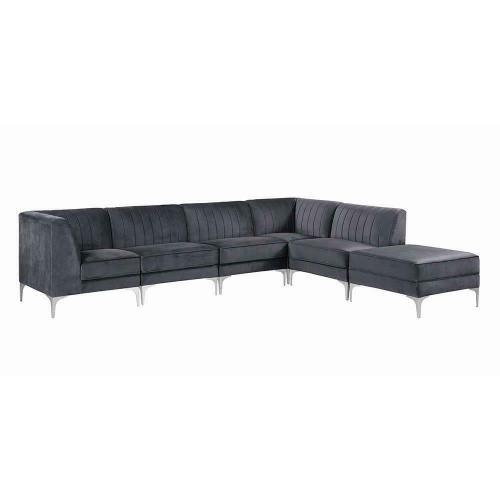 Cassandra Contemporary Armless Chair