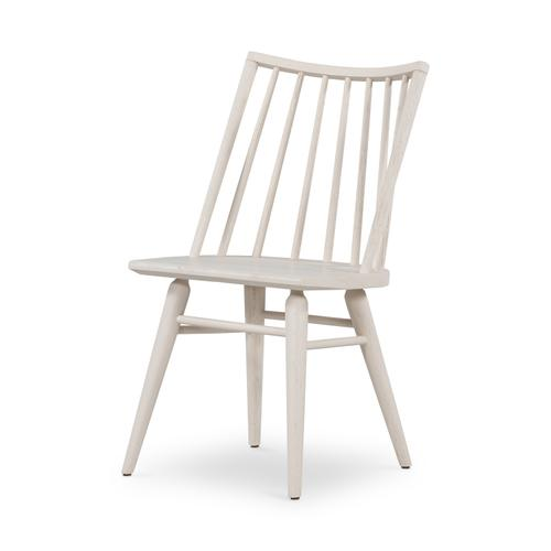 Off White Finish Lewis Windsor Chair