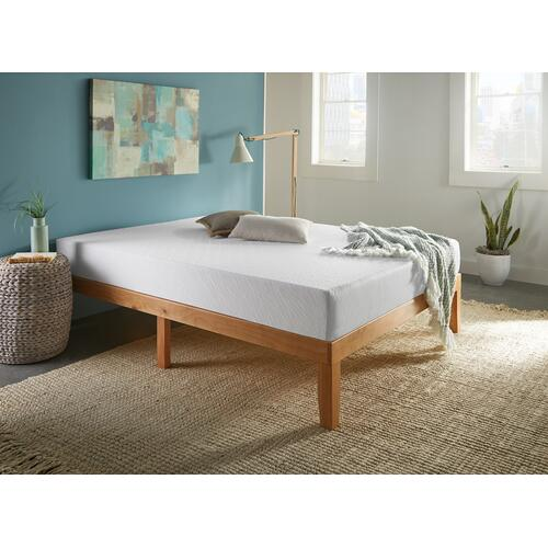 "SLEEPINC. 10"" Medium Firm Memory Foam Mattress in Box, King"