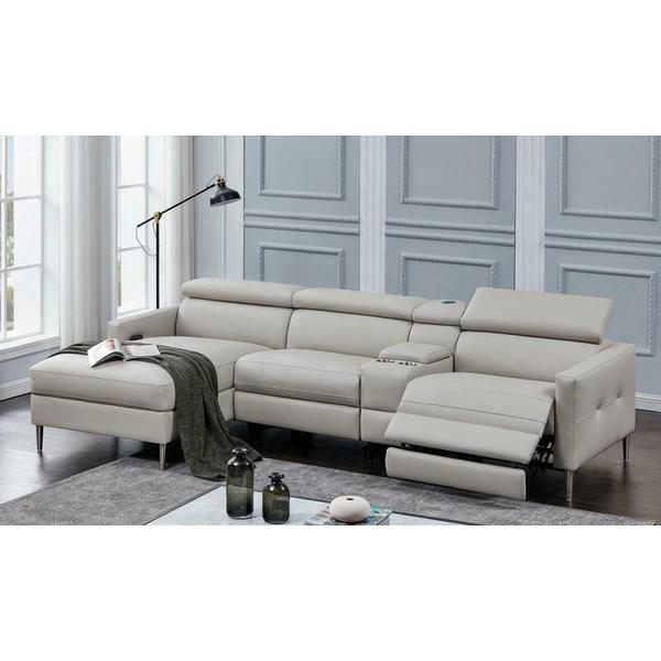 4 PC Power2 Sectional