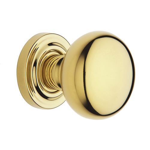 Product Image - Non-Lacquered Brass 5000 Estate Knob