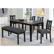 See Details - Dining Set With Bench