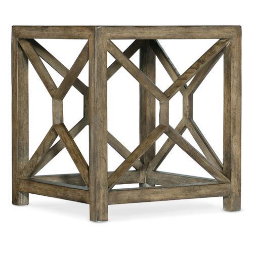 Hooker Furniture - Sundance Square End Table