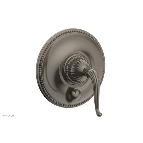 GEORGIAN & BARCELONA Pressure Balance Shower Plate with Diverter and Handle Trim Set PB2141TO - Pewter