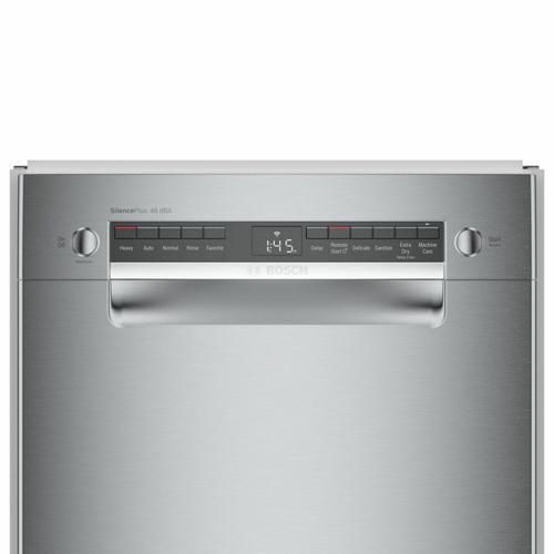 Bosch - 300 Series Dishwasher 17 3/4'' Stainless steel SPE53B55UC