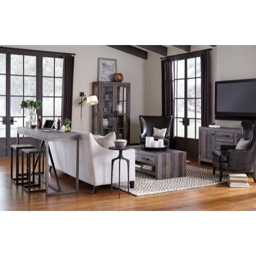 Cordova Club Chair Black