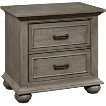 See Details - Chatham Park-Grey Nightstand