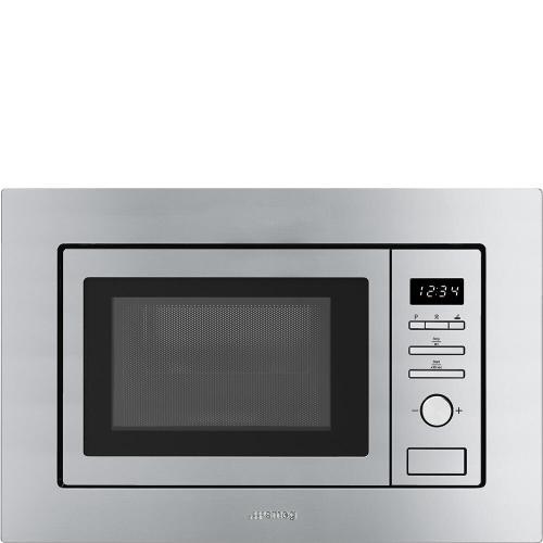 Smeg - Microwave oven Stainless steel FMIU020X