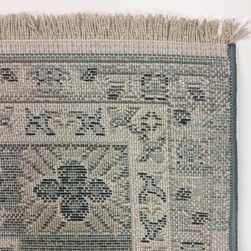 Landis-Kazak Blue Mist Machine Tufted Rugs