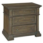 1-9264 Turtle Creek Triple Drawer Night Stand Product Image