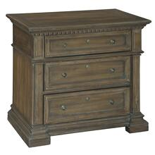 1-9264 Turtle Creek Triple Drawer Night Stand