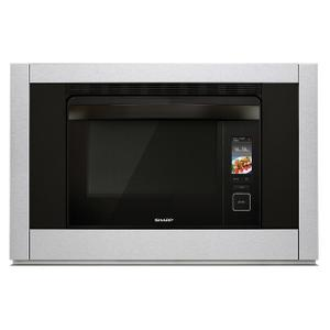 SharpSupersteam+ Superheated Steam and Convection Built-in Wall Oven