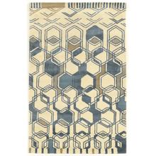 See Details - Aspire Wool Triangle Ivory/gre