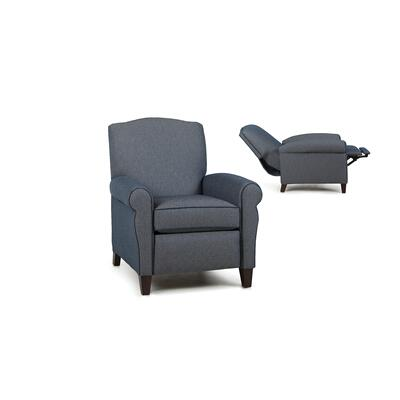 See Details - 713-33 Pressback Reclining Chair
