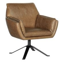 View Product - Limber Metal Base Swivel Club Chair